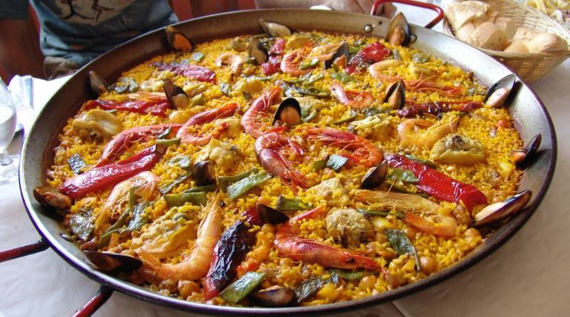 Espana Food Recipes