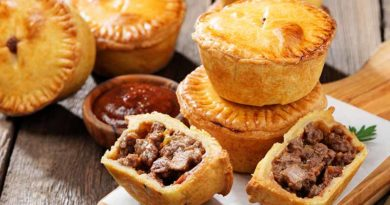 Meat Pie, australisch