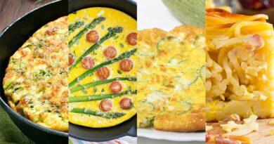 Frittata (italienisches Omelett)
